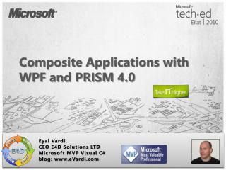 Composite Applications with WPF and PRISM 4.0