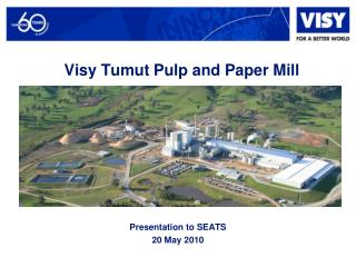 Visy Tumut Pulp and Paper Mill