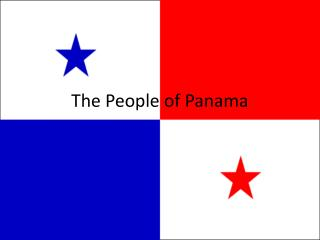 The People of Panama
