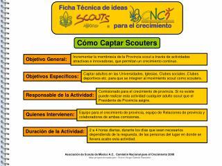 Ficha Técnica de ideas para el crecimiento