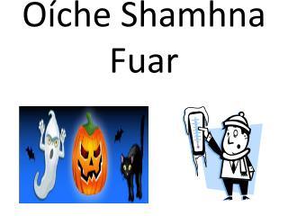 Oíche Shamhna Fuar