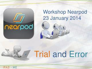 Workshop  Nearpod 23  January  2014