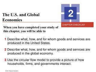 The U.S. and Global Economies
