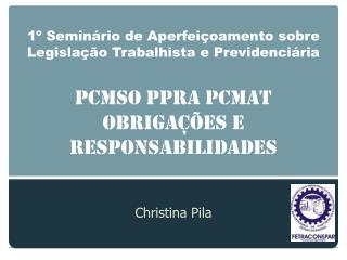 Christina Pila