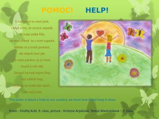POMOC!      HELP!