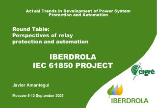 Actual Trends in Development of Power System Protection and Automation