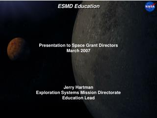 ESMD Education