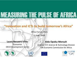 Africa Forum, Paris  5 June, 2009