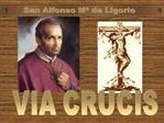 San Alfonso M  de Ligorio