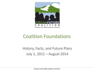 Coalition Foundations