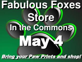 Fabulous Foxes  Store