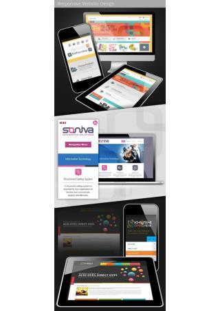 Responsive web design portfolio
