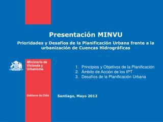 Santiago,  Mayo 2012