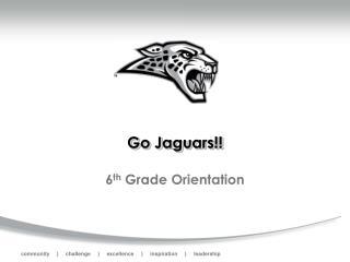 Go Jaguars!!