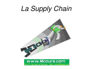 La Supply Chain