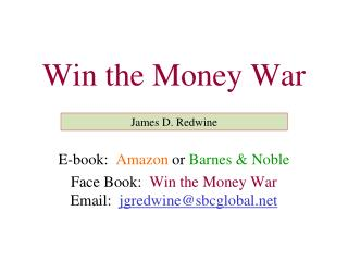 Win the Money War