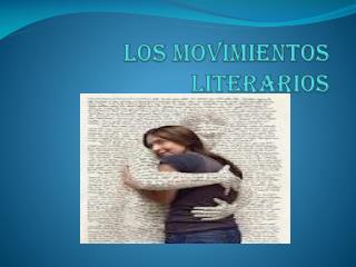 los movimientos literarios