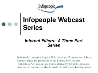 Infopeople Webcast Series