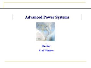 Advanced Power Systems