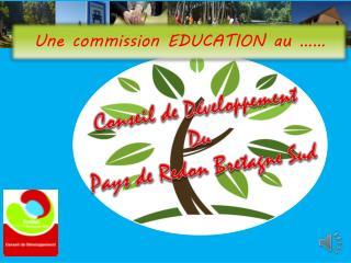 Conseil de Développement Du Pays de Redon Bretagne Sud