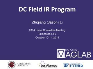 DC  Field  IR  Program