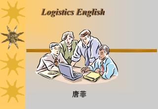 Logistics English