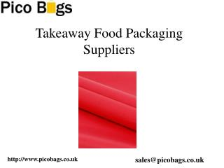 Food Packaging Suppliers to carry food products