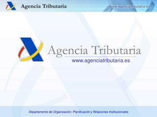 Departamento de Organizaci n, Planificaci n y Relaciones Institucionales