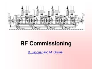 RF Commissioning