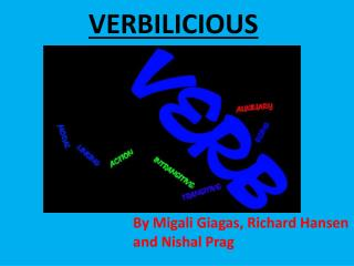 VERBILICIOUS