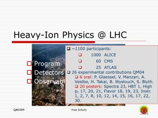 Heavy-Ion Physics @ LHC