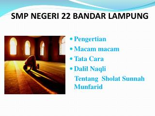 SMP NEGERI 22 BANDAR LAMPUNG