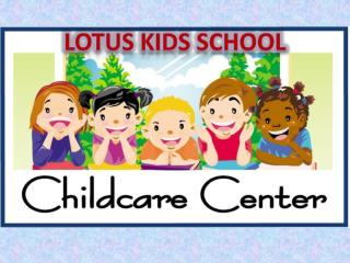 Caring while children learn
