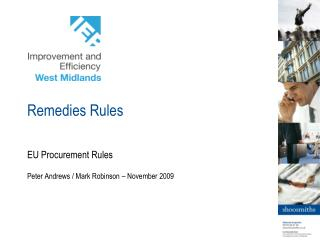 Remedies Rules