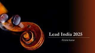 Lead India 2025