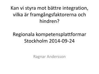 Ragnar Andersson