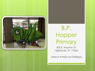 B.P. Hopper Primary