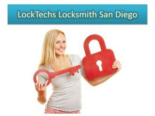 LockTechs Locksmith San Diego
