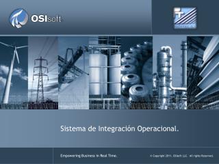 Sistema de Integración Operacional.