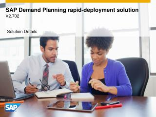SAP Demand Planning rapid-deployment solution V2.702