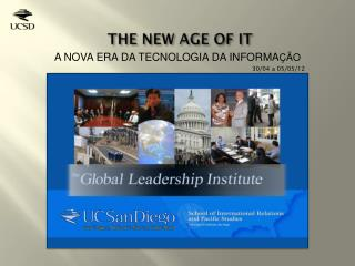THE NEW AGE OF IT