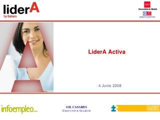 LiderA Activa