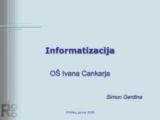 Informatizacija