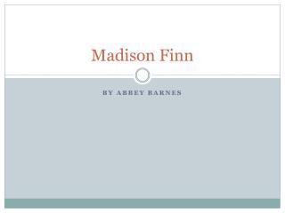 Madison Finn