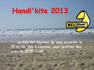 Handi'kite 2013