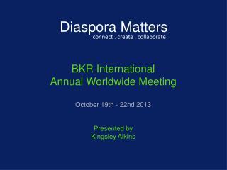 Diaspora  Matters