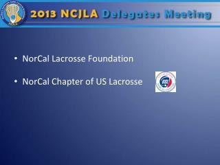 NorCal Lacrosse Foundation