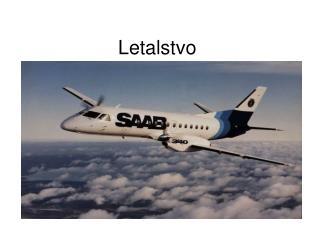 Letalstvo