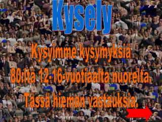 Kysely