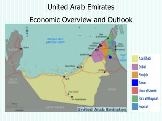 United Arab Emirates Economic Overview and Outlook